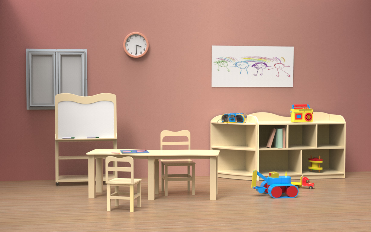Design of classroom-03
